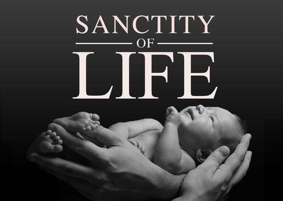 sancity-of-life